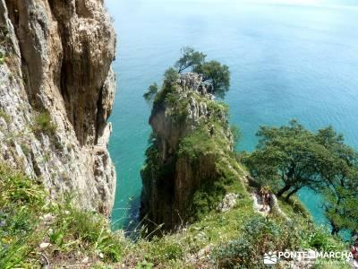 Santoña,Monte Buciero-Laredo; zapatillas para andar sendero cercedilla madrid pueblos con encanto c